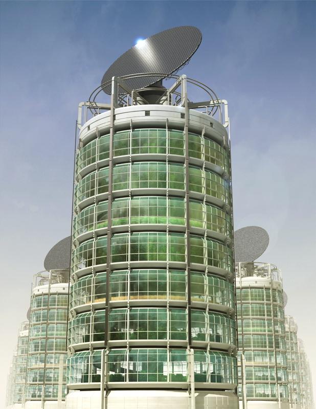 Rolf mohr illustrator concept artist for Farmhouse tower